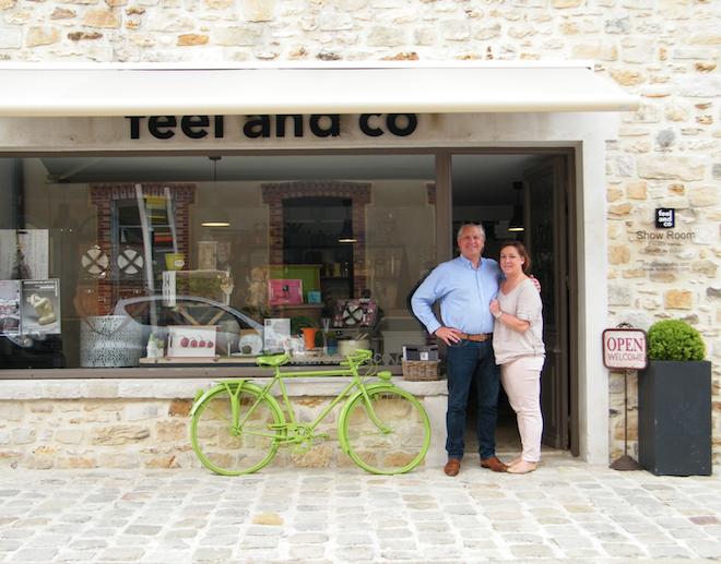 Corinne Chez Co et Philippe chez Feel&Co (77)