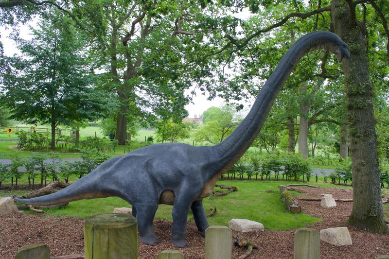 le zoo de thoiry envahi de dinozoores 78 voisins voisines grand paris. Black Bedroom Furniture Sets. Home Design Ideas
