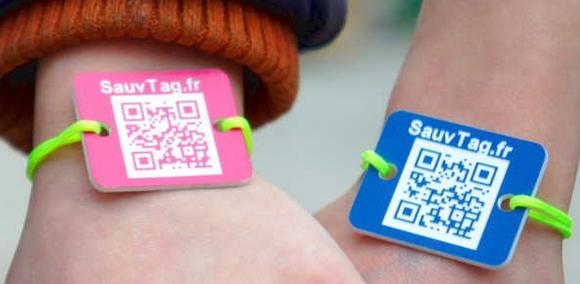 sauvTAG, le bracelet qui peut sauver des vies