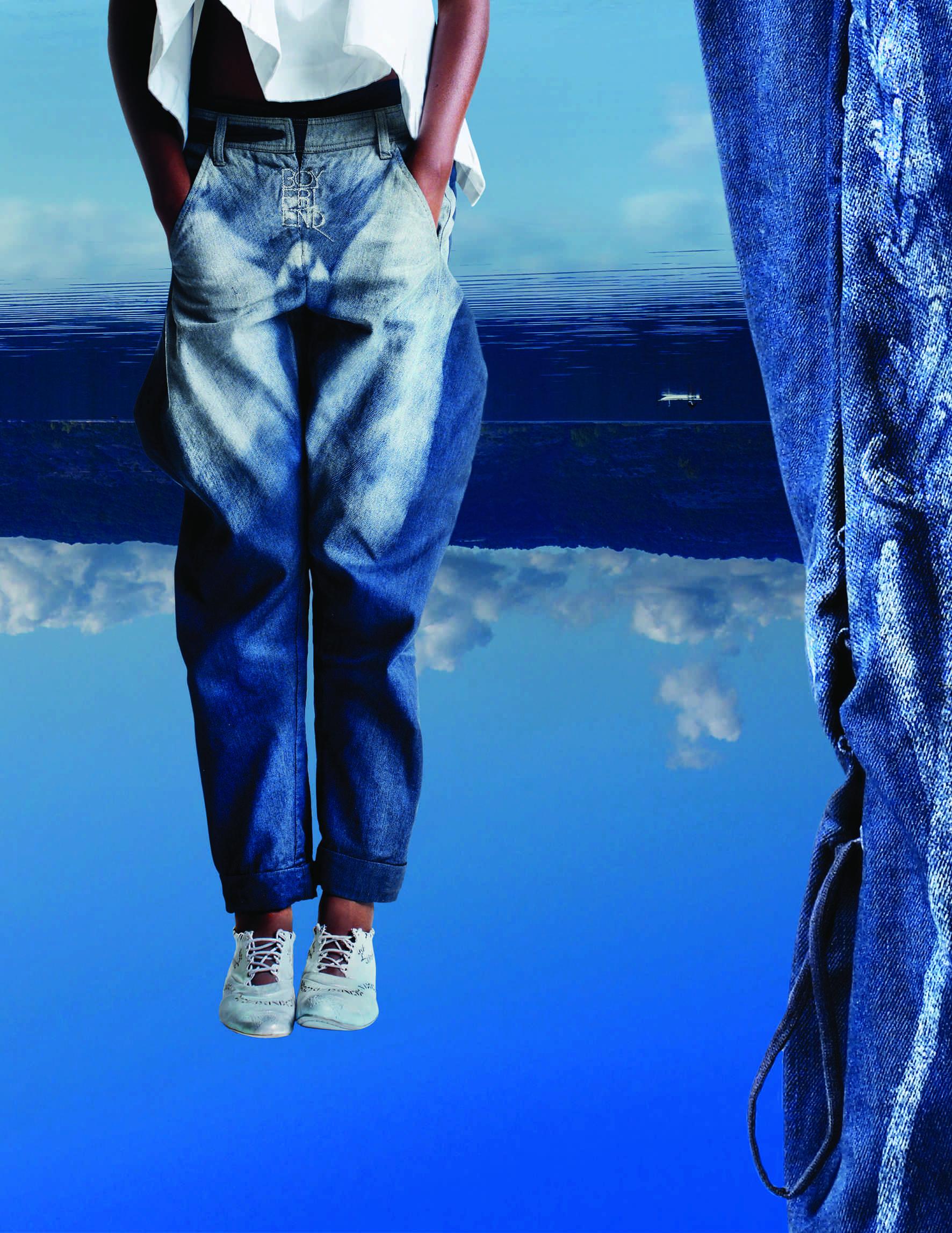 Odo Denim le jean qui ne se lave jamais !
