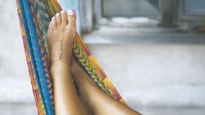 La dernière tendance bohème : le Bracelet de pied Maty