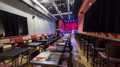 La Seine Musicale a son club-restaurant « Nubia » (92)