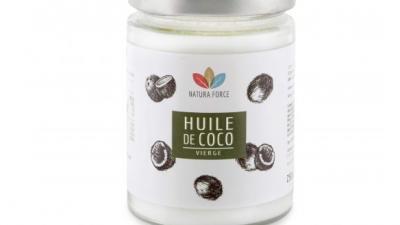 L'huile de Coco Extra Vierge Bio, produit 2 en 1 !