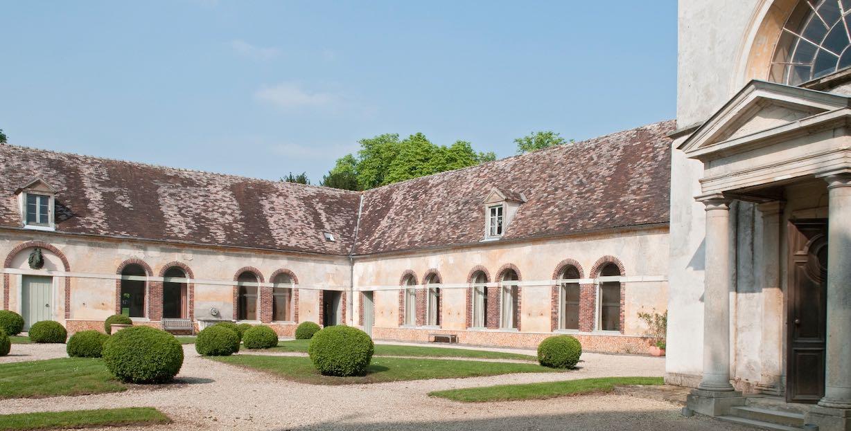A 35 km de Paris  – Dormir au Domaine de Courson, oui c'est possible ! (91)
