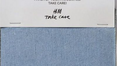 H&M : Take Care Le Corner qui prend soin de nos vêtements