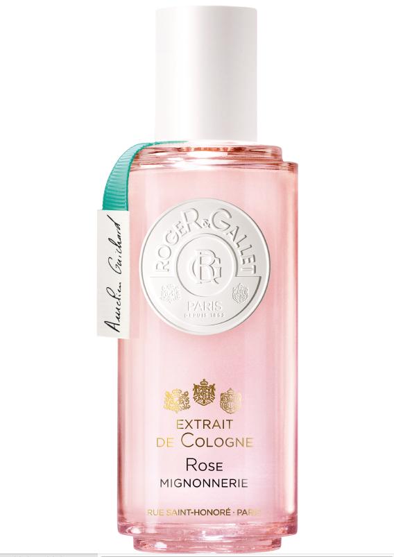 Rose Mignonnerie et Magnolia Folie Les Nouveaux Extraits de Cologne Roger&Gallet