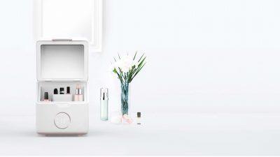 Beautigloo, le 1er réfrigérateur à cosmétiques