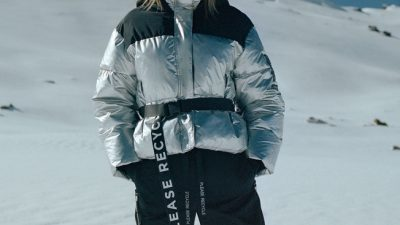 Zara lance une collection de ski