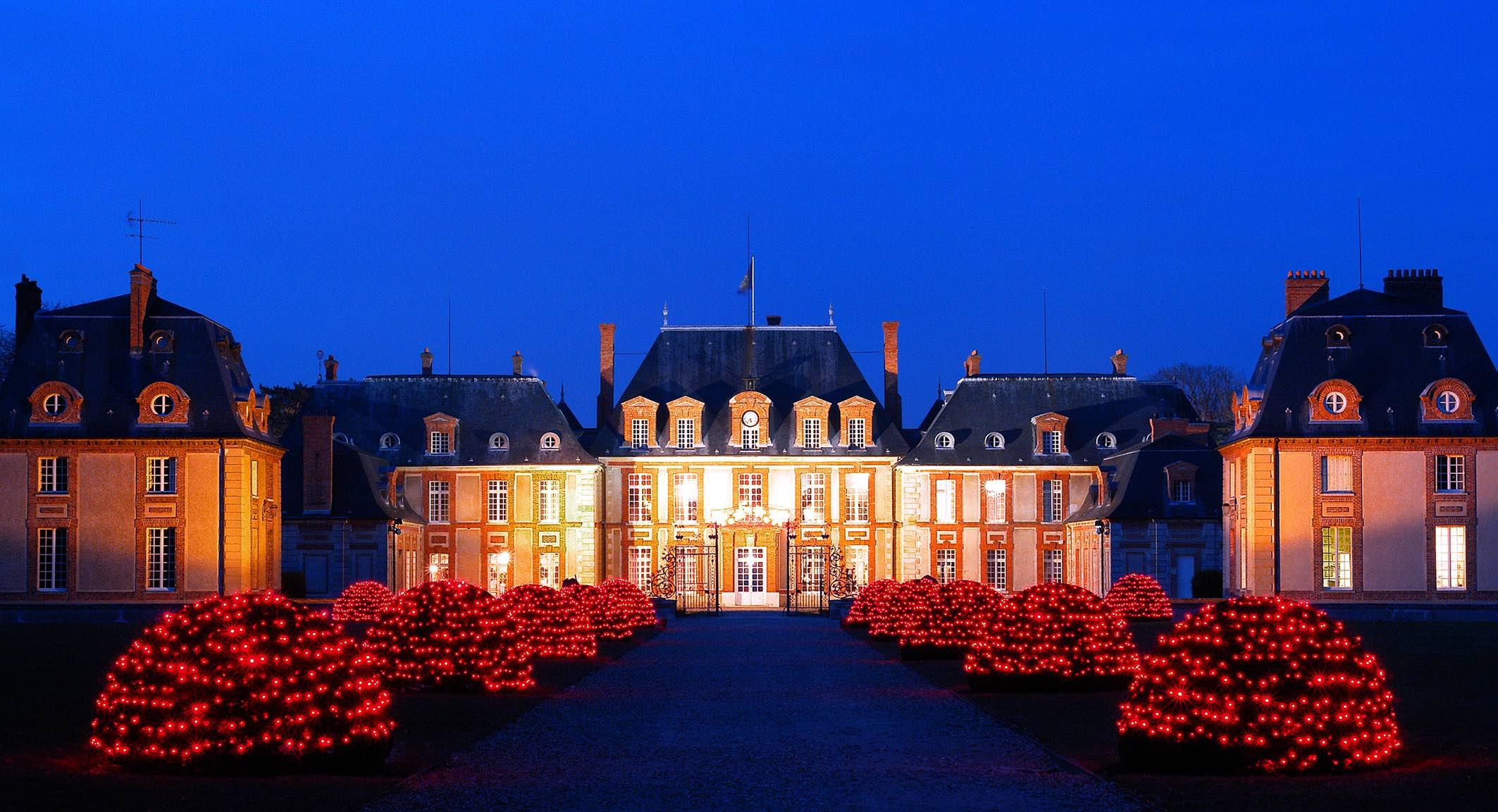 Noël au pays des Châteaux d'Île-de-France