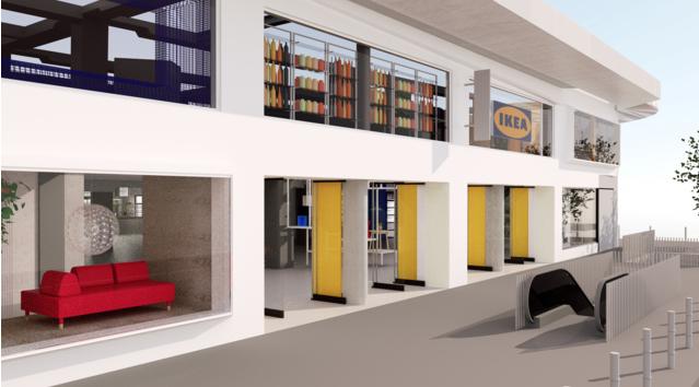 Ikéa ouvrira son magasin parisien le 6 mai (75)