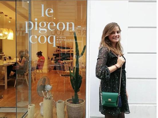 Le pigeon-Coq 1er atelier DIY de maroquinerie à Paris (75)