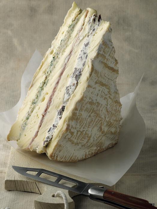 Le Brie de Meaux Saint-Faron Roi des fromages en 3 recettes ! Miam !