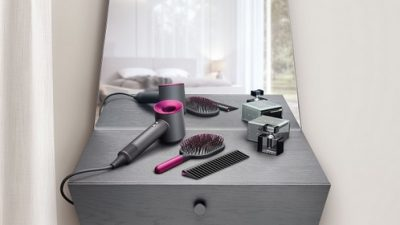 Dyson lance son kit de coiffage Supersonic