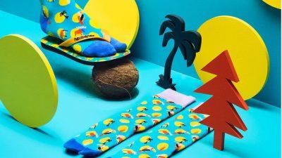 Havaianas et Happy Socks habillent les pieds pour l'été