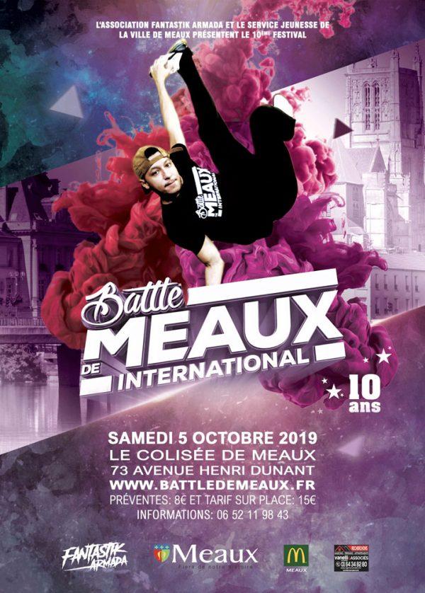 > Samedi 5 octobre / / Battle de Meaux au Colisée (77)