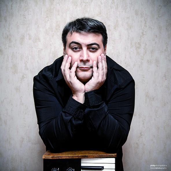 «Éric Legnini revisited by LPE» à Bois-Colombes