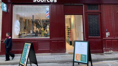 Carrefour se lance dans la beauté green avec son 1er magasin « Sources » à Paris (75)