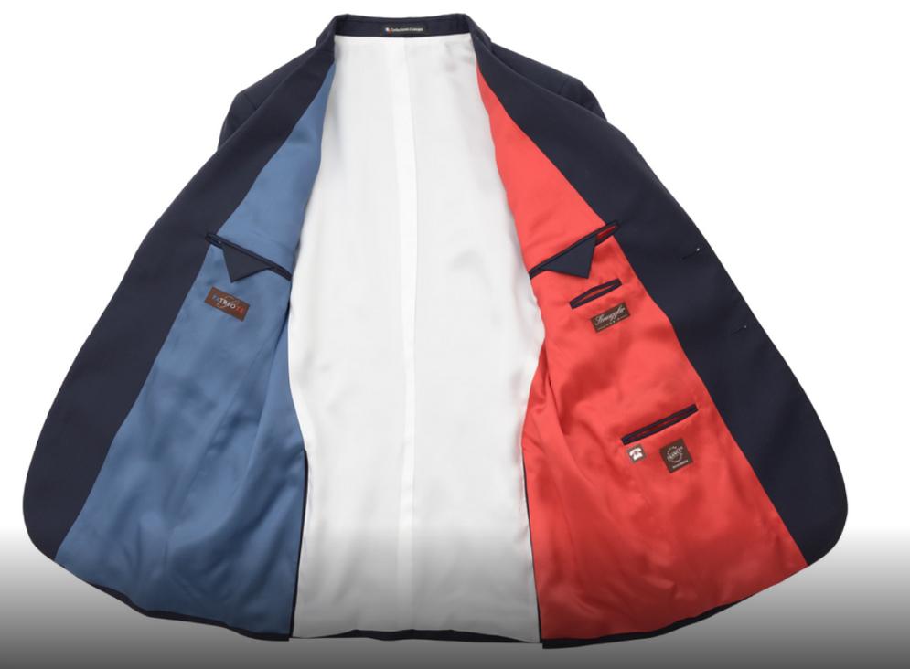 Smuggler a présenté au MIF Expo sa veste de costume aux poches anti-ondes