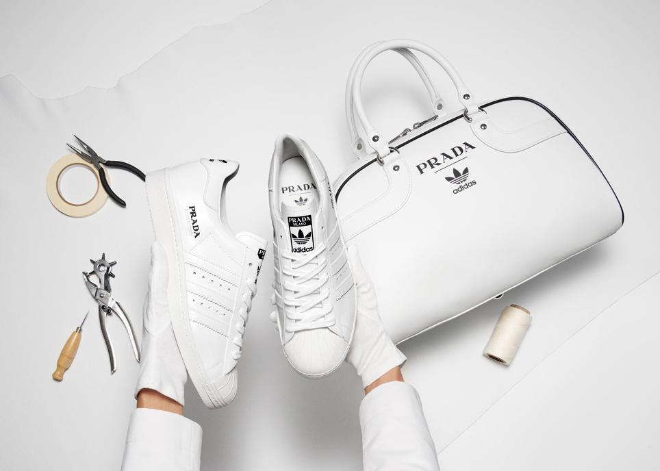 Prada x Adidas, la collab' enfin en vente !