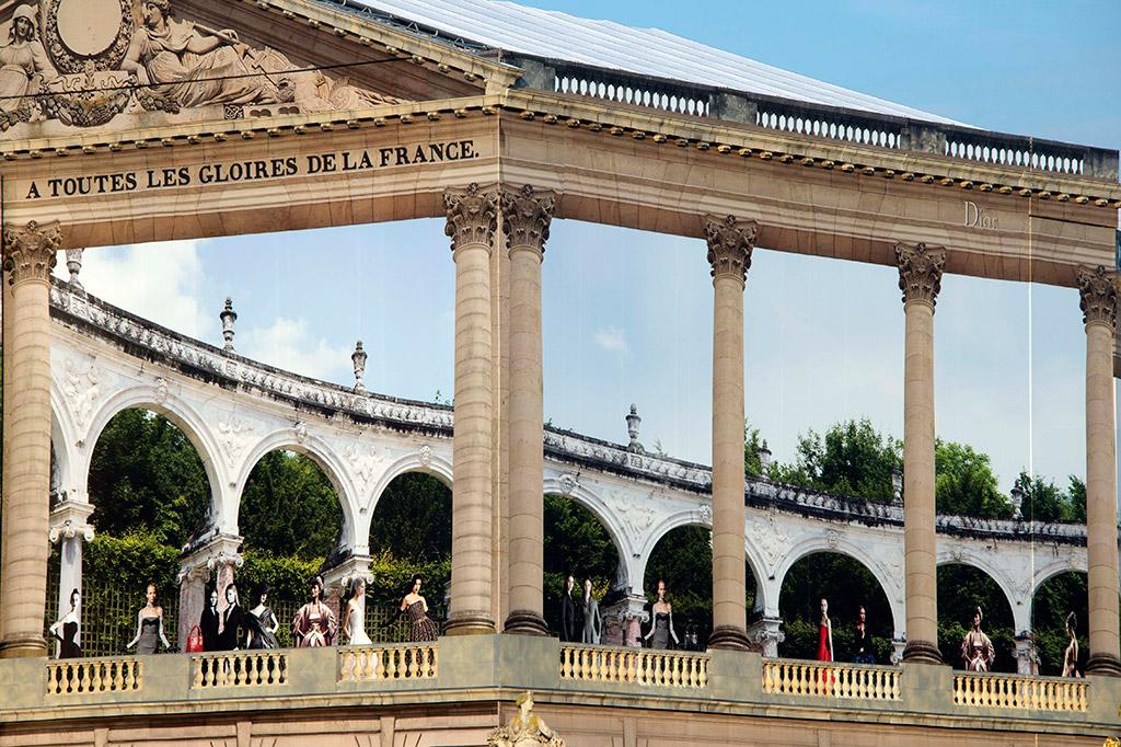 Dior habille le Château de Versailles (78)