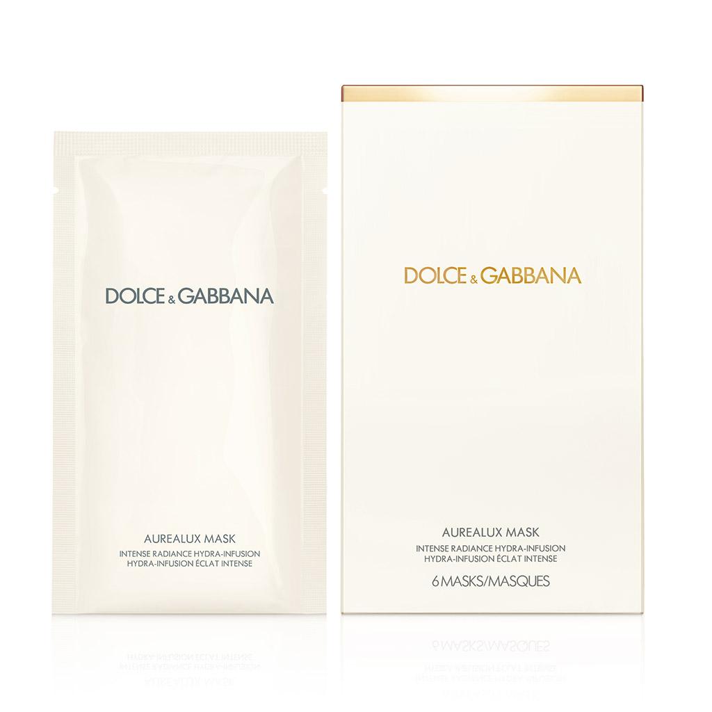 Dolce&Gabbana Skincare invente le masque sur-mesure