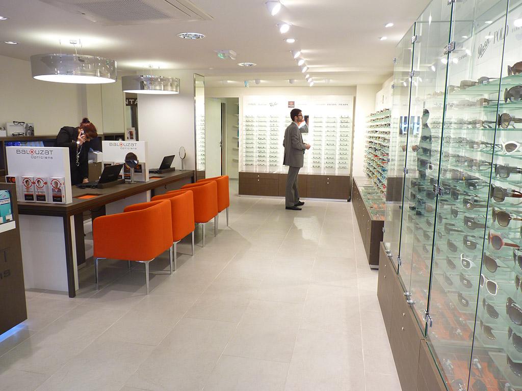 Balouzat Opticiens l'Expert du regard
