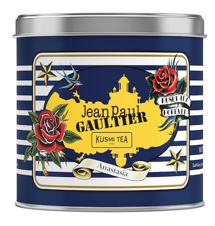 Kusmi Tea par Jean-Paul Gaultier
