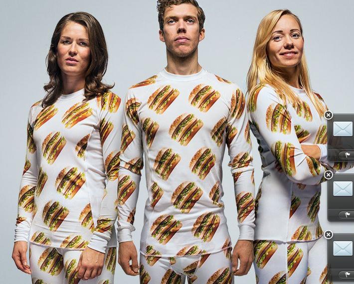 McDonald's se lance dans la mode