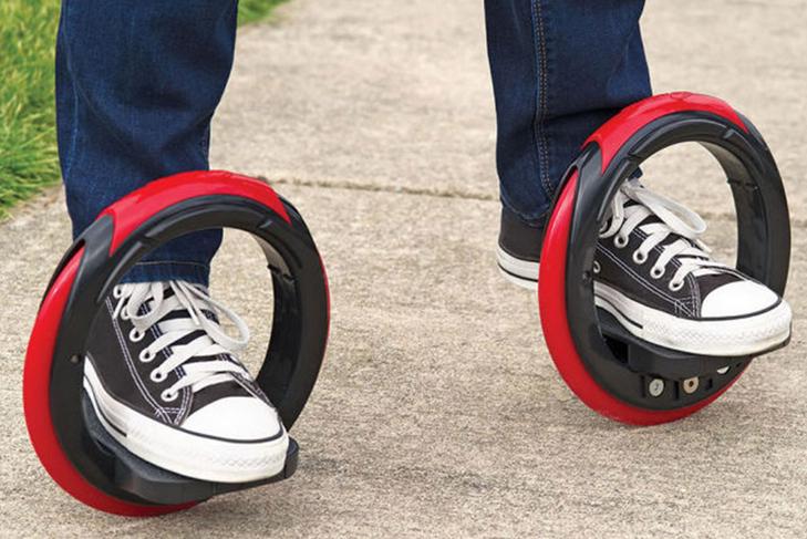 Le Sidewinding Circular, le skate du futur