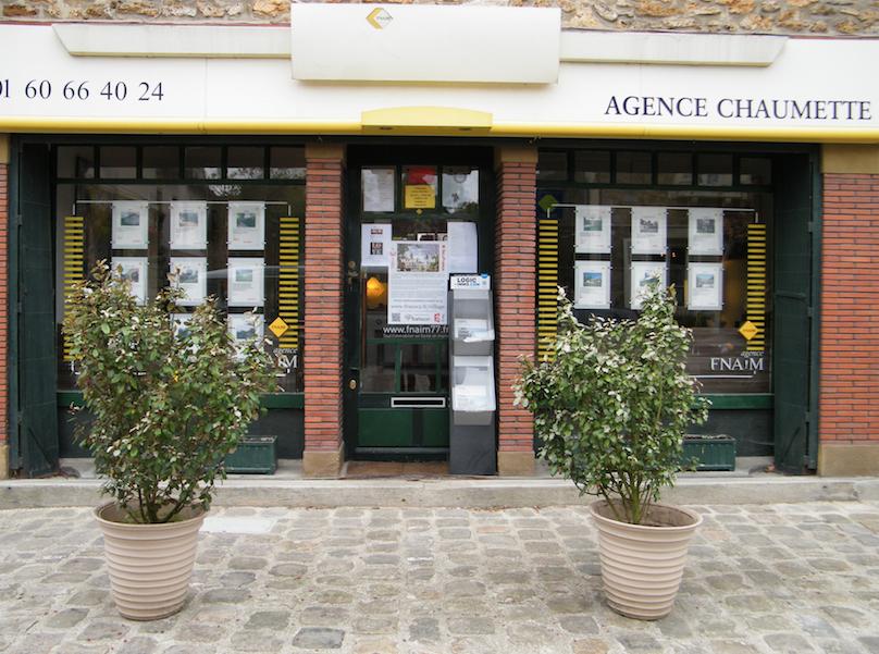 Elysabeth de l'Agence Chaumette (77)
