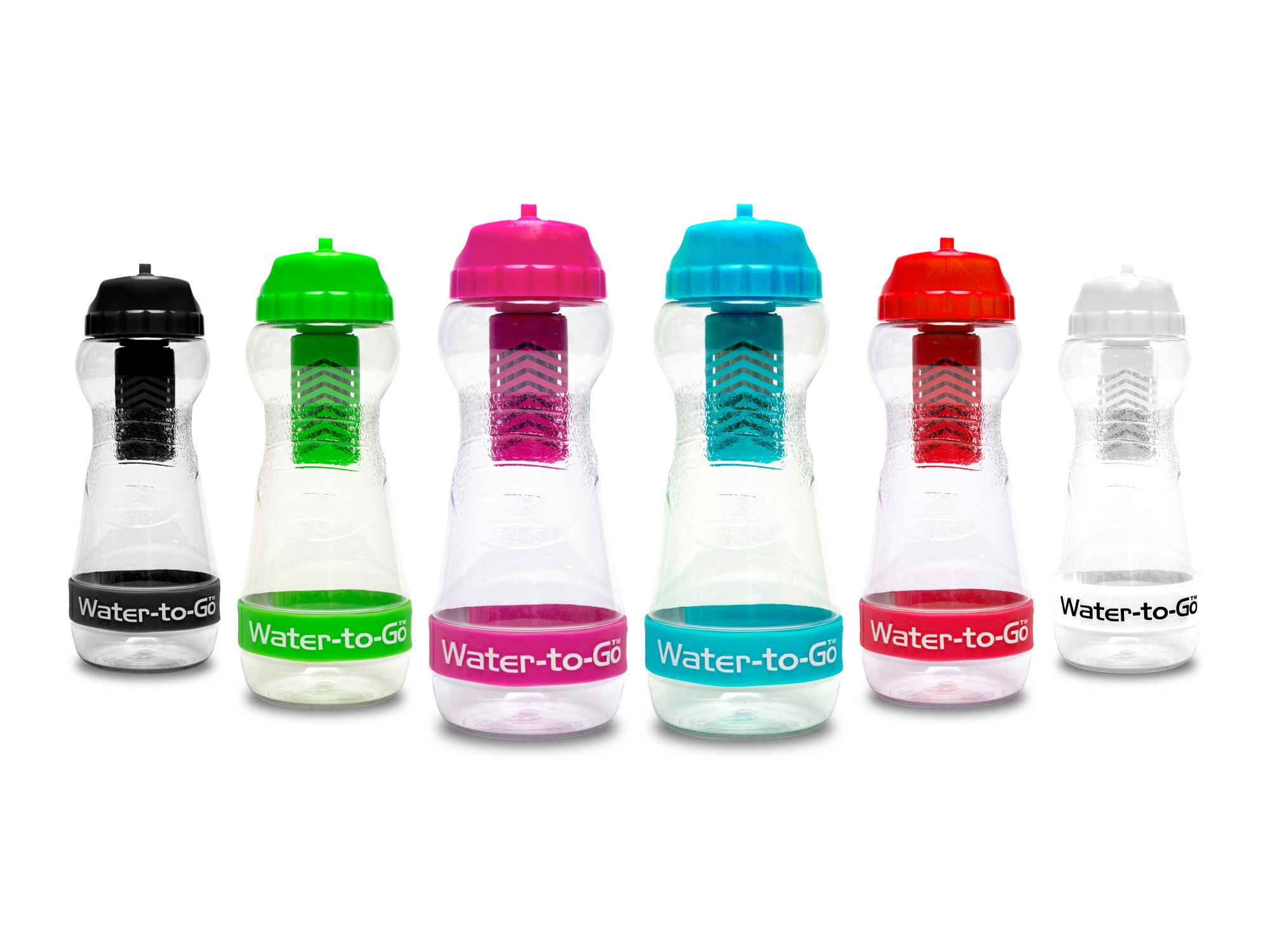 Objet utile : la bouteille filtrante pour aventuriers