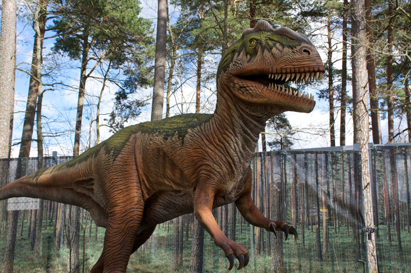 Le Zoo de Thoiry envahi de DinoZOOres (78)