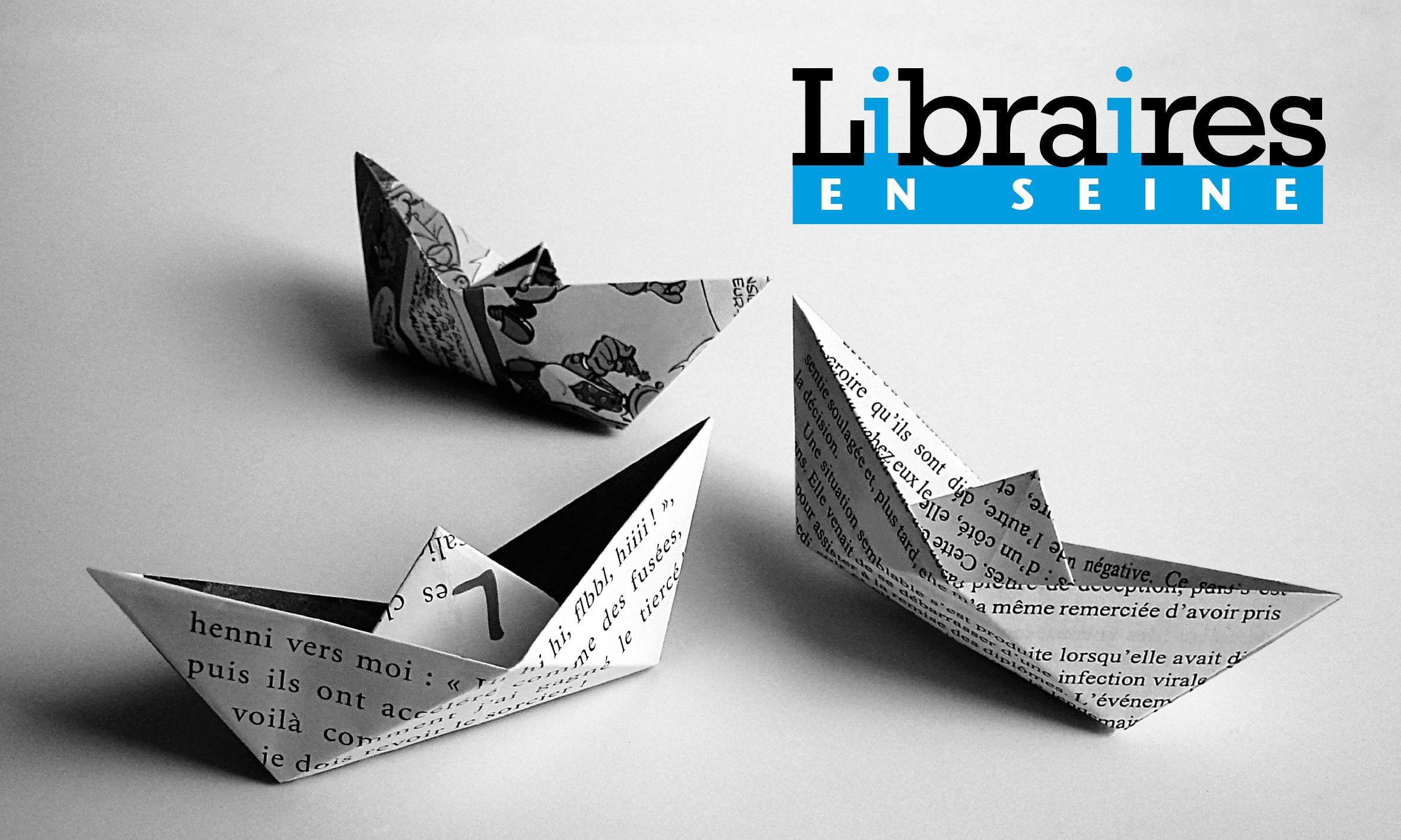 L'Association Libraires en Seine lance le 1er kiosque numérique