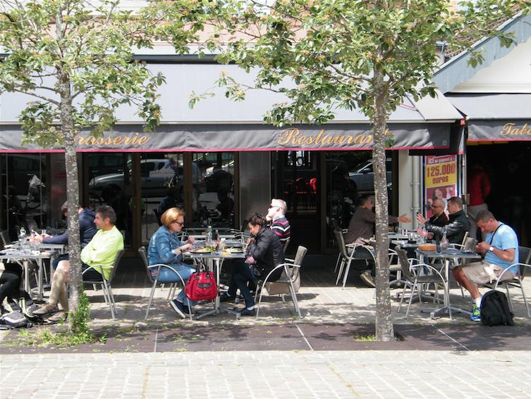 Le Café de la Gare Bois-le-Roi