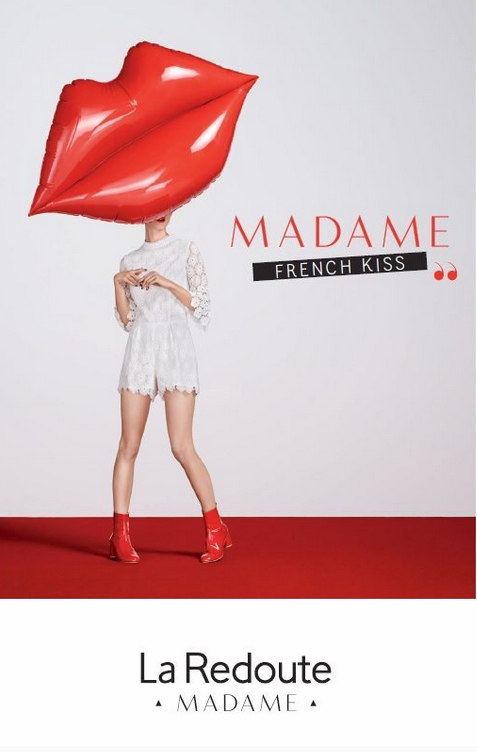 La Redoute lance « La Redoute Madame » nouveau Concept fashion