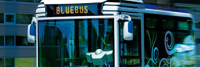 Paris (un peu plus) Plus propre avec Le Blue Bus
