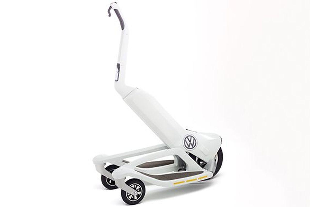 La prochaine Volkswagen ? Une trottinette