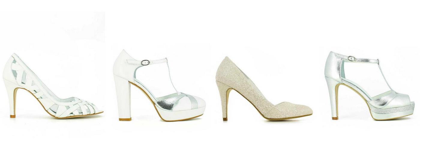 Jonak lance une collection de chaussures de mariée