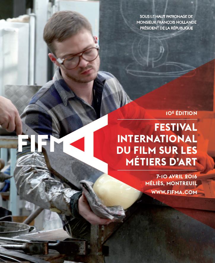Festival International du Film sur les Métiers d'Art au Méliès de Montreuil (93)