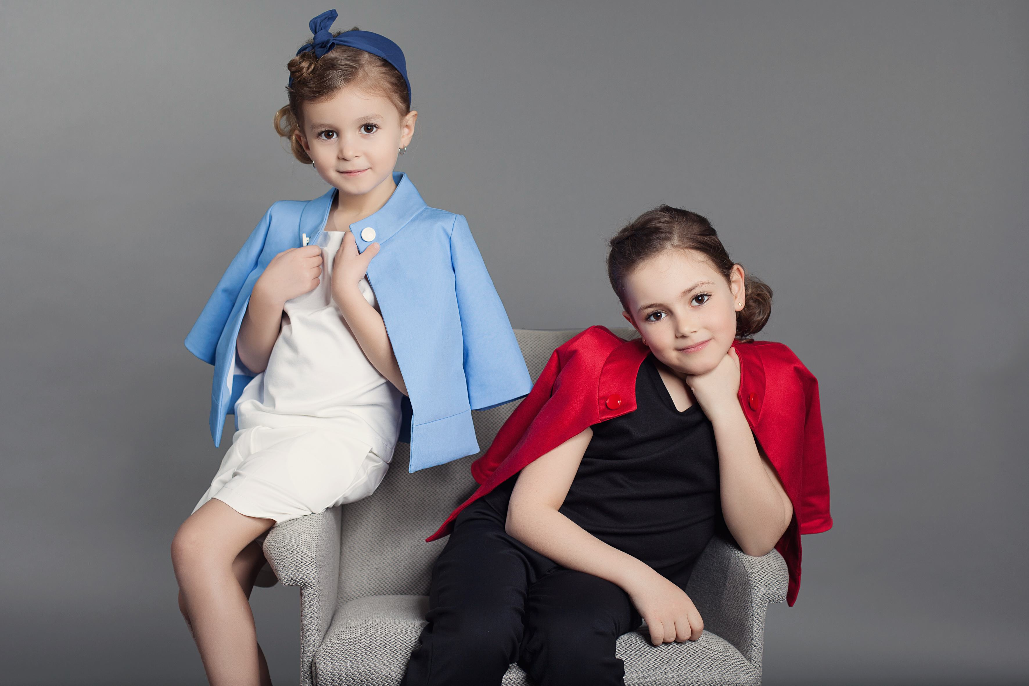 Petite Bergamote, la nouvelle marque de prêt-à-porter chic pour les petites filles