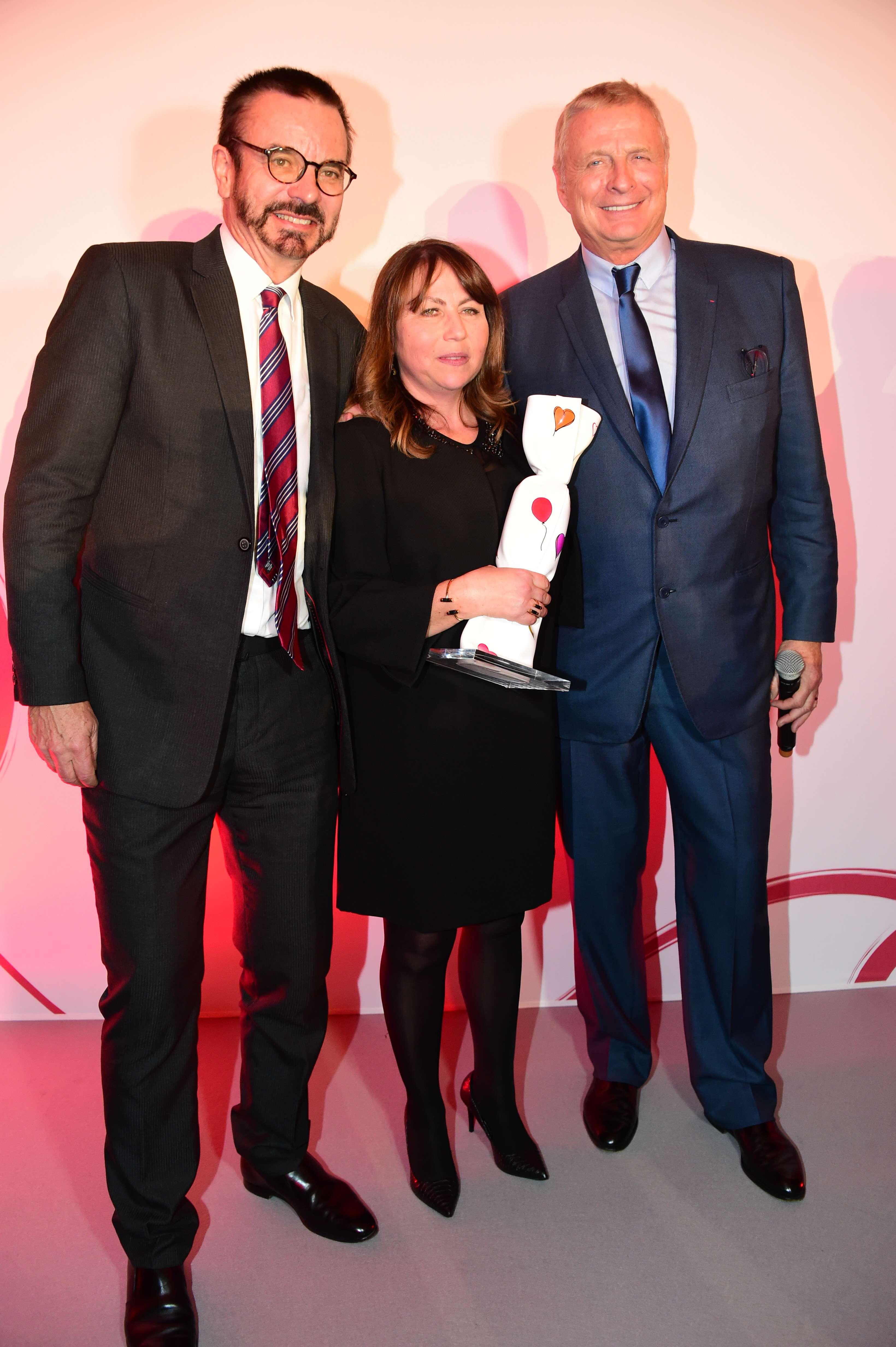 Prix Clarins : Muriel Hattab, la Femme de Cœur 2016
