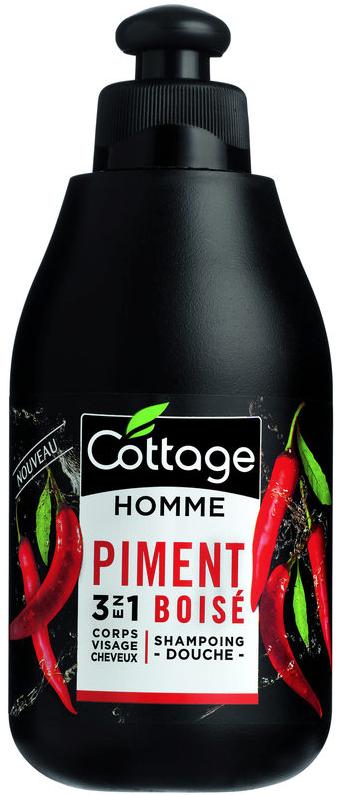 Cottage lance le «3 en 1» pour homme