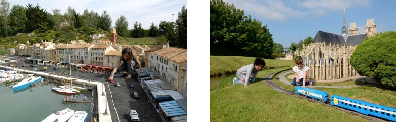 France Miniature rouvre ses portes à Elancourt (78)
