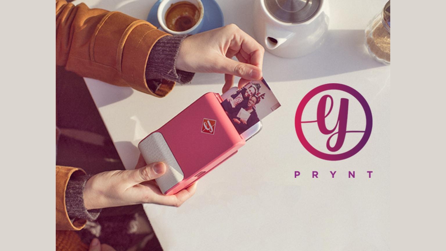 La coque de téléphone qui imprime vos photos arrive sur le marché !