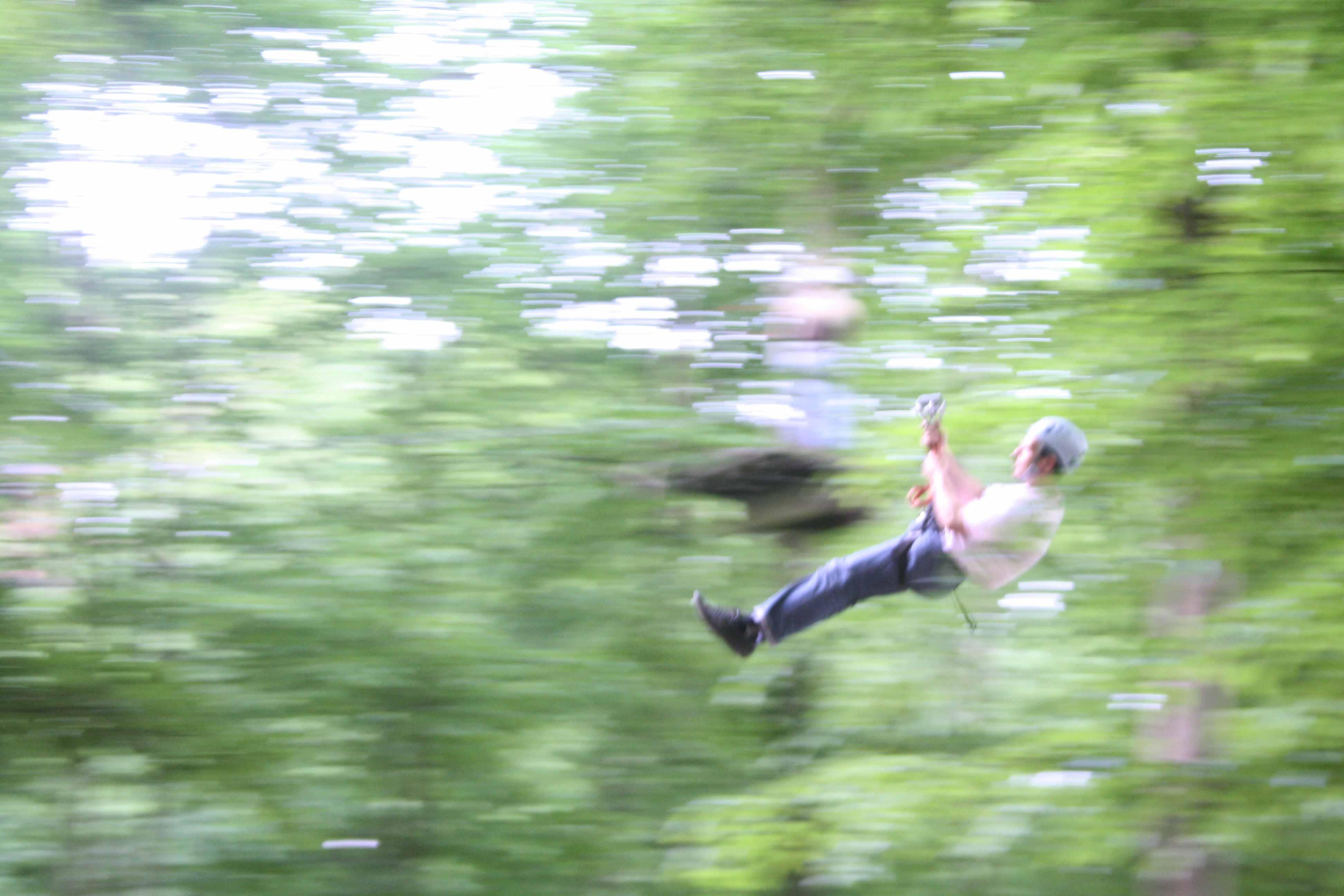 Allez Hop on file chez Chichoune, le parc Accroforest (77)