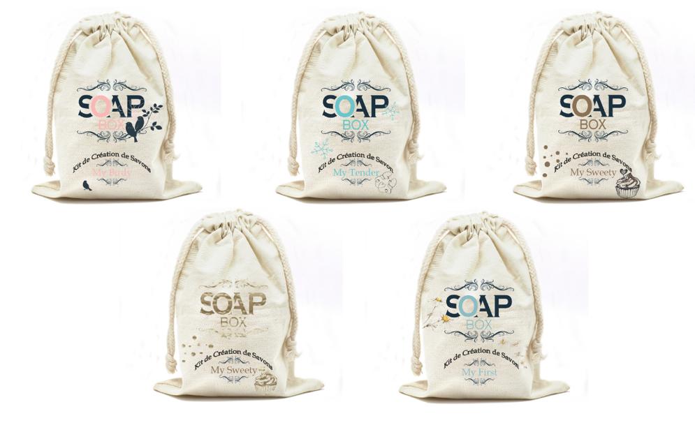 SoapBox, la savonnerie créative lance ses Kits