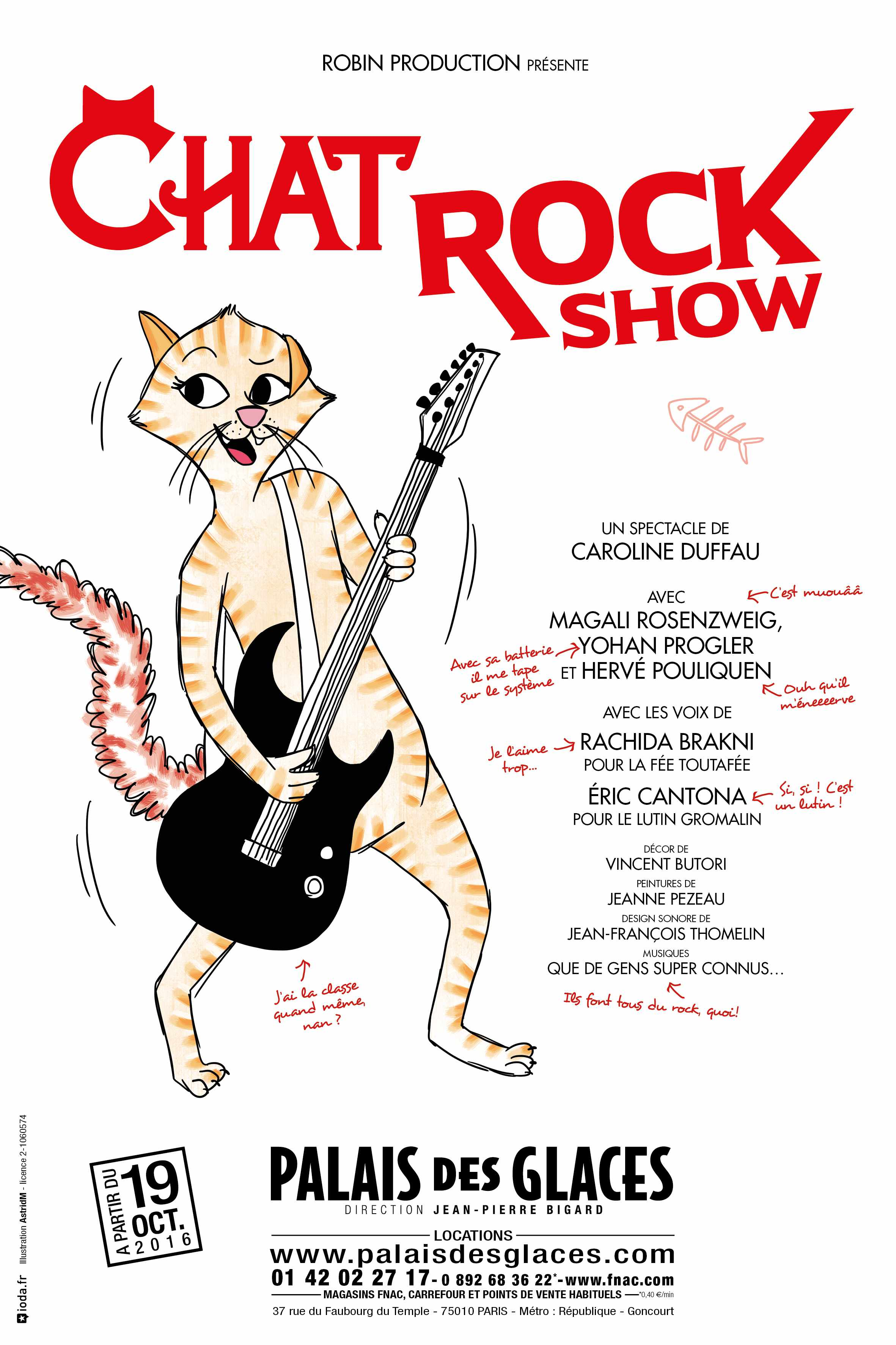 Chat Rock Show au Palais des Glaces (75)