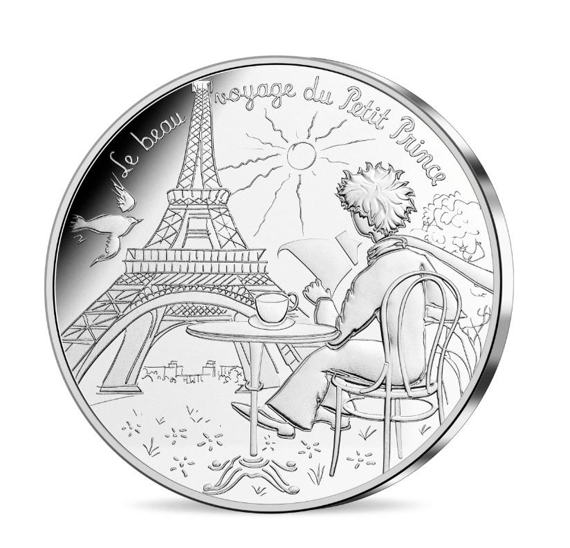 La Monnaie de Paris dédie des monnaies à l'Ile de France