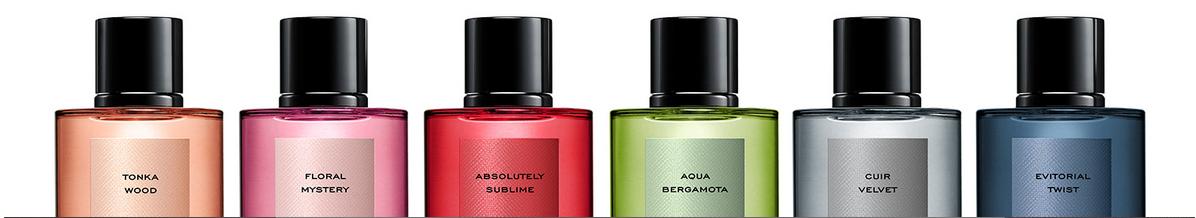 Zara lance six parfums de peau