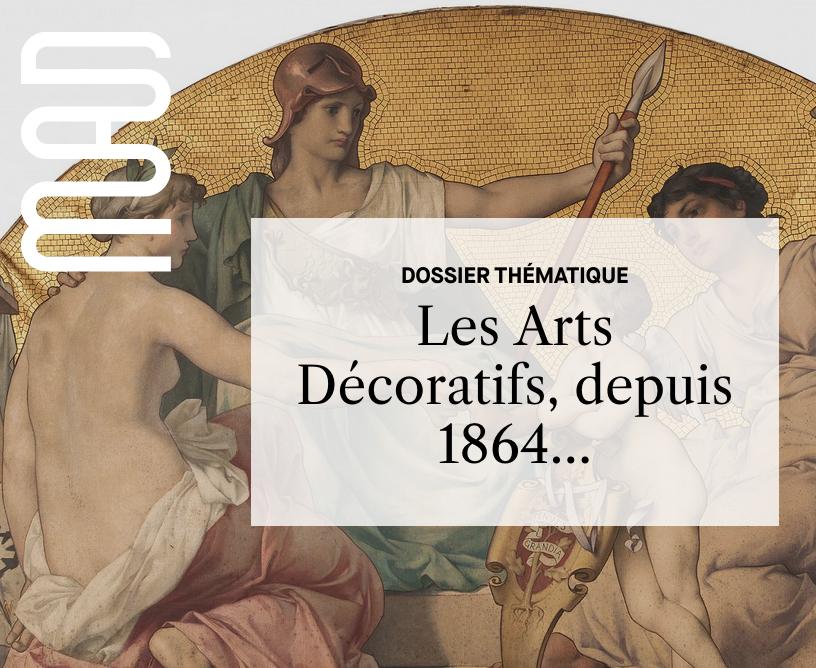 Le Musée des Arts Décoratifs rebaptisé le MAD (75)